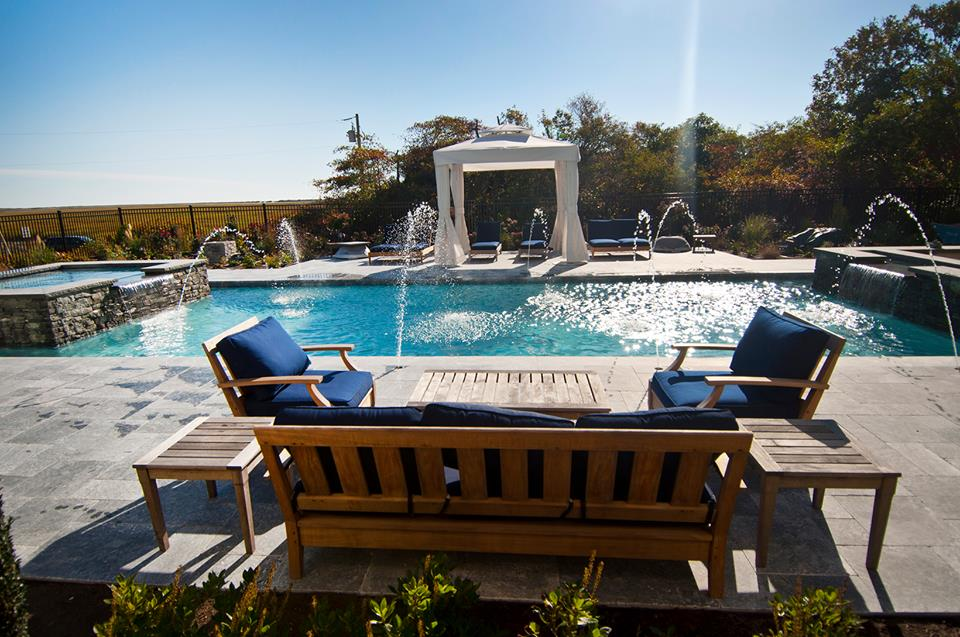 Shoreline Pool Cape Cod favorite projects