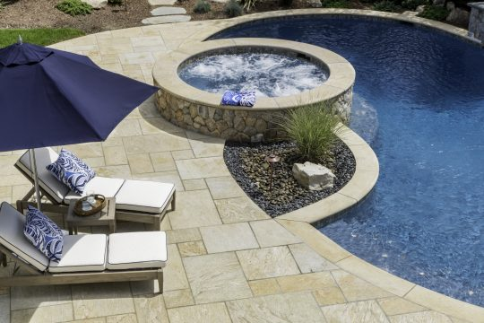 pool design cape cod