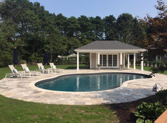 new england swimming pool design