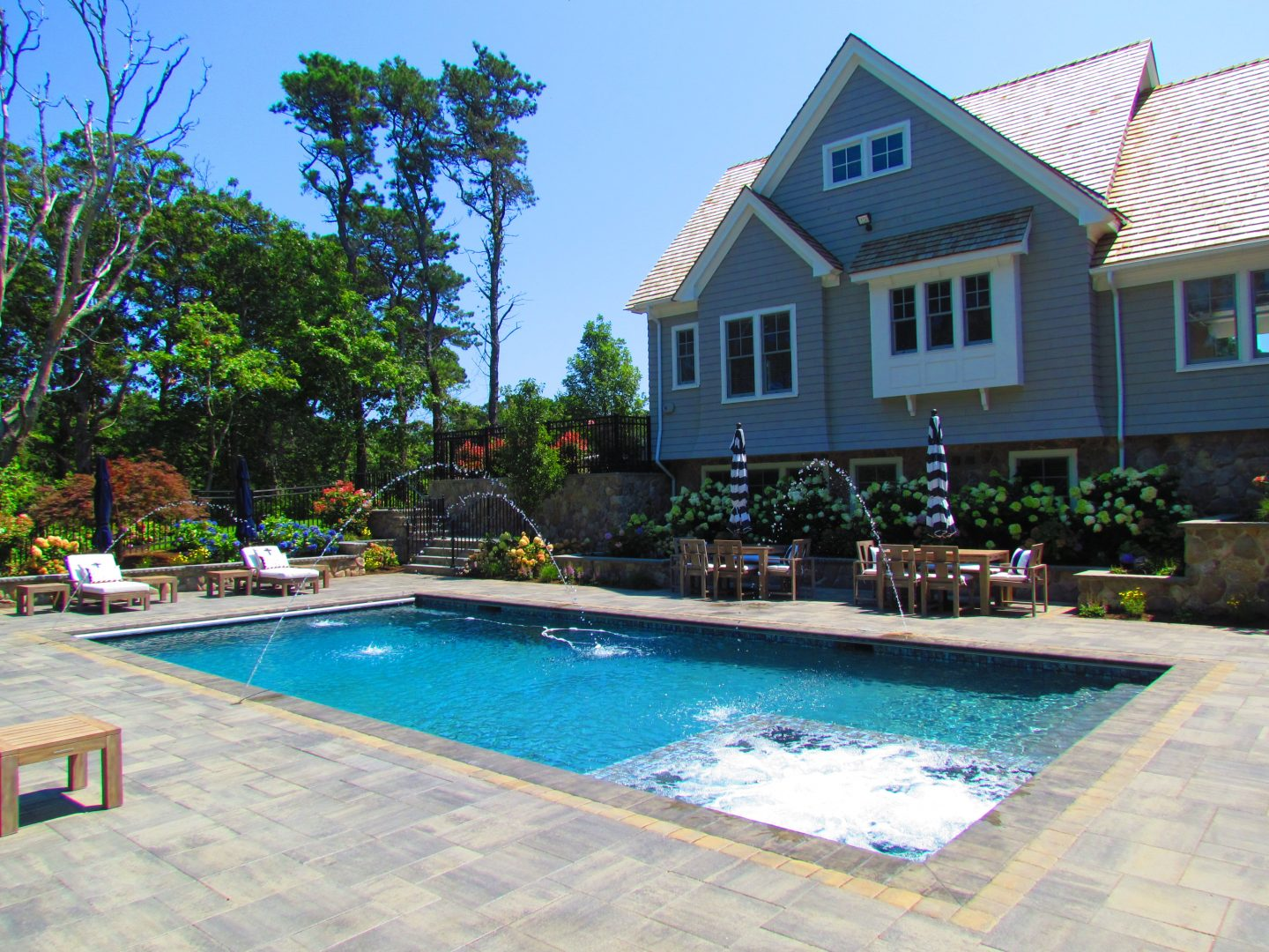 cape cod swimming pools