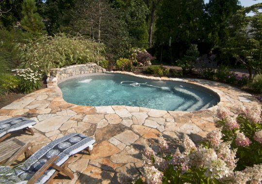 cape cod pool builder