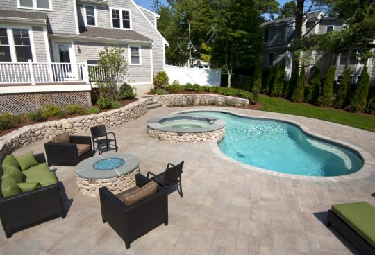 cape cod swimming pool builder